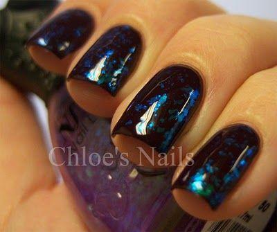 Nails Art, Nail Polish, Chloe Nails, Nfuoh, Opi Williams, Awesome, Gel Nails, Black Nails, Nfu Oh 50