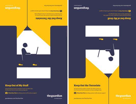 Print ads Guardian