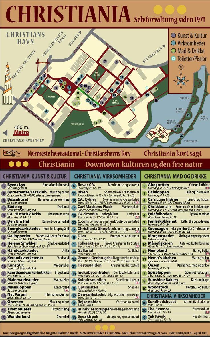Christiania -- hippie commune