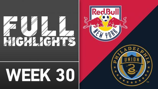 Injuries poor marking hurt Philadelphia Union in road loss to Red Bulls