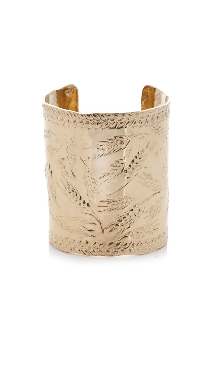 Aurelie Bidermann gold cuff