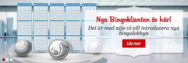 90-Ball, 75-Ball, 75-Ball Variant och Speed Bingo.