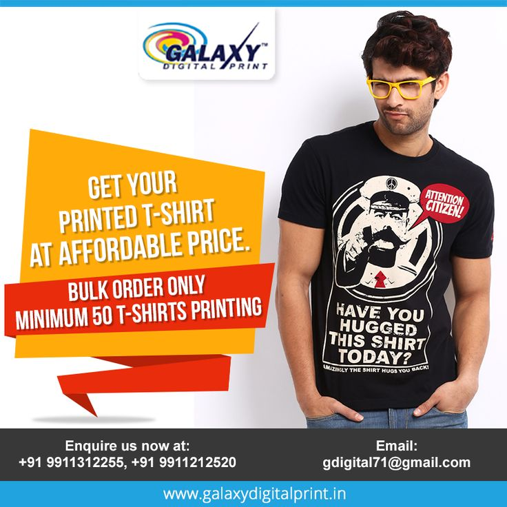 69 best T-shirt Printing images on Pinterest   Order contacts ...