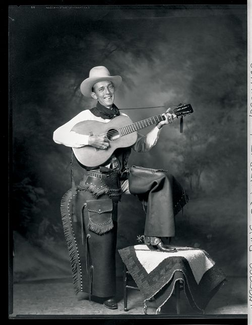 Jimmie Rodgers - links to Texas Heritage Music Day in Kerrville