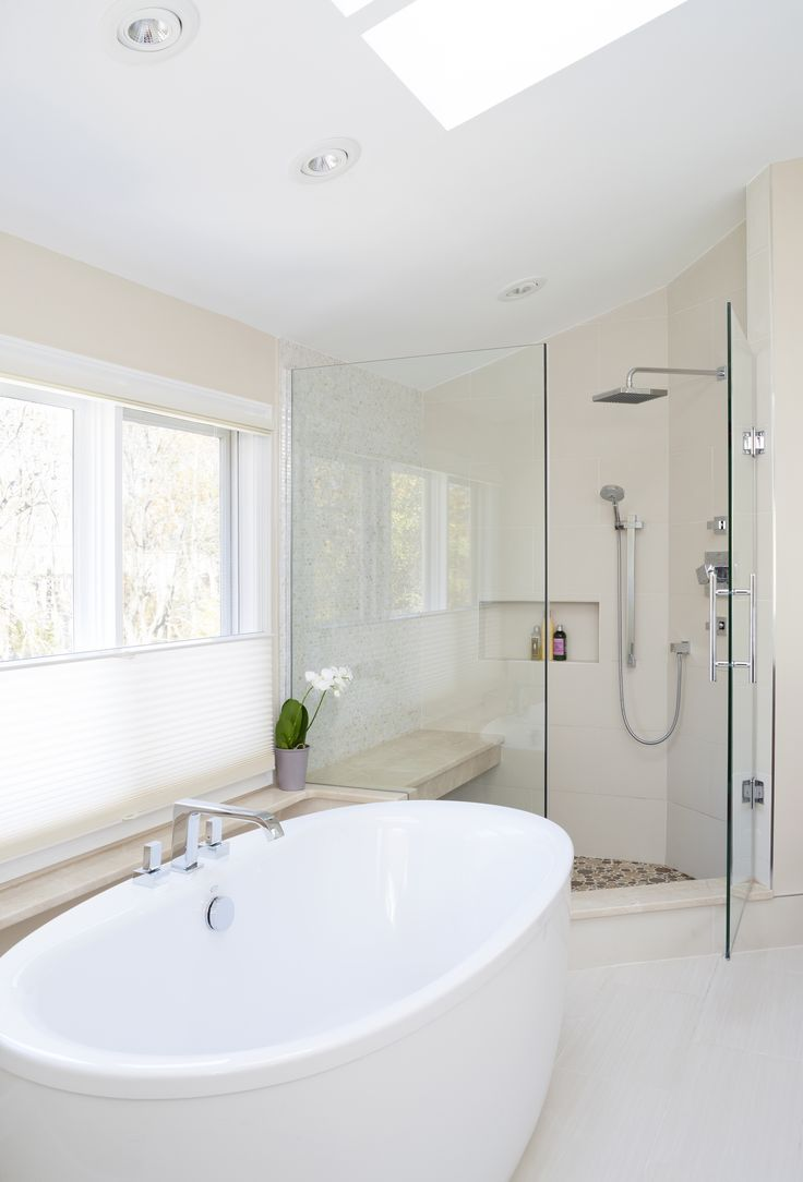 New Houzz Basement Bathrooms