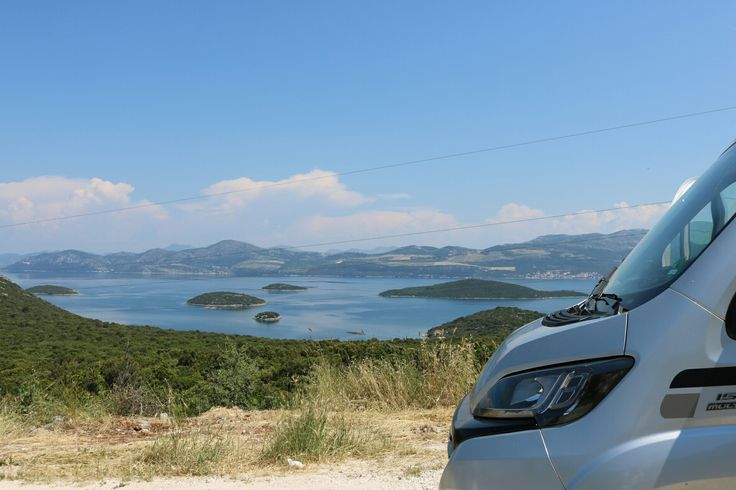On Tour in Kroatien. Story & pics.