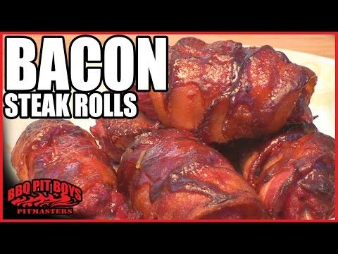 These Bacon Steak Rolls Are Super Easy and Delicious [VIDEO]