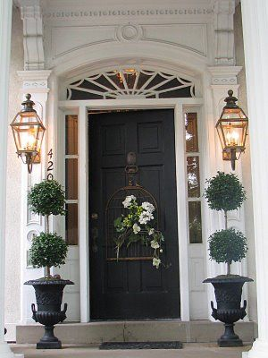 309 Best Topiary Trees For Front Door Images On Pinterest