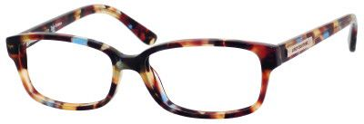 Juicy Couture Juicy 126 Eyeglasses. I like the Dark Tortoise Sky color specifically.