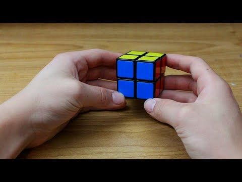 How To Solve a 2x2 Rubik's Cube | Simple Method - YouTube