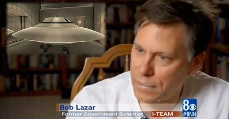 Área 51: después de 25 años vuelve a hablar el físico Bob Lazar ~ Anunnakis
