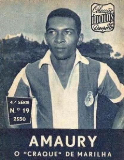 Joagador do F.C. Porto - Amaury