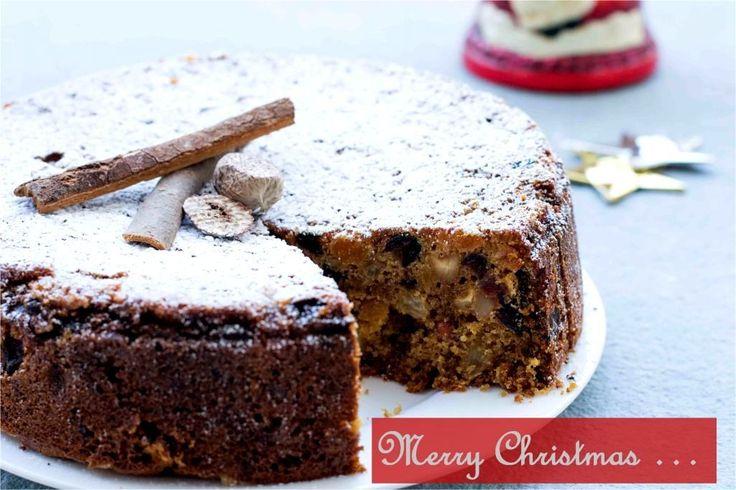 Christmas Fruit Cake 3