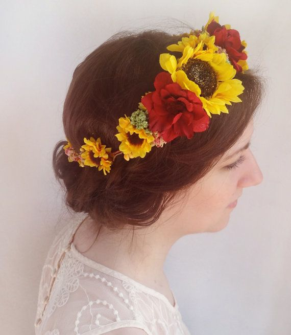 1000 Ideas About Flower Crown Hair On Pinterest: 1000+ Images About Hairstyles On Pinterest