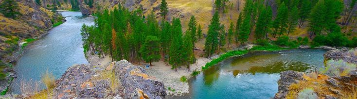Middle Fork Salmon River, Idaho Rafting Trips, Whitewater Rafting