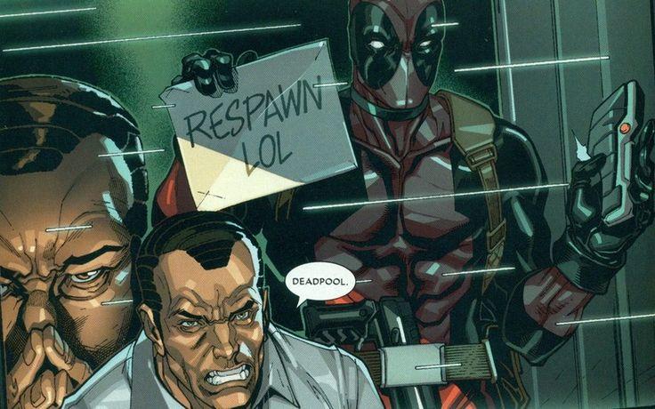 Deadpool,Дэдпул, Уэйд Уилсон,Marvel,Вселенная Марвел,фэндомы,RESPAWN!,Marvel Comics,Комиксы,Green Goblin,Зеленый гоблин, Норман Озборн