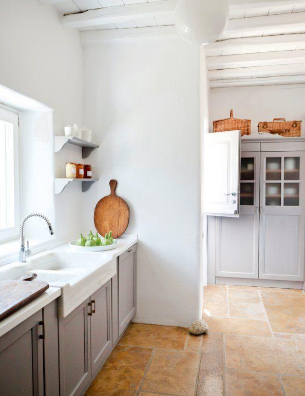 Décoration de cuisine épurée #cuisine #decoration #kitchen