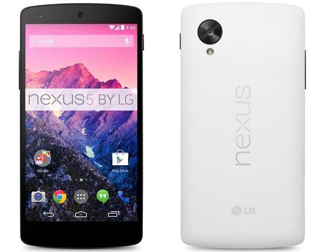 LG Nexus 5 Wit Aanbiedingen met Goedkoop Abonnement #GSM #Actie #Aanbieding #Nexus5 #LG