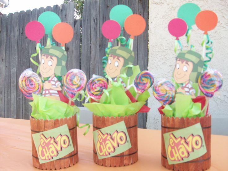 El Chavo del Ocho theme birthday Party