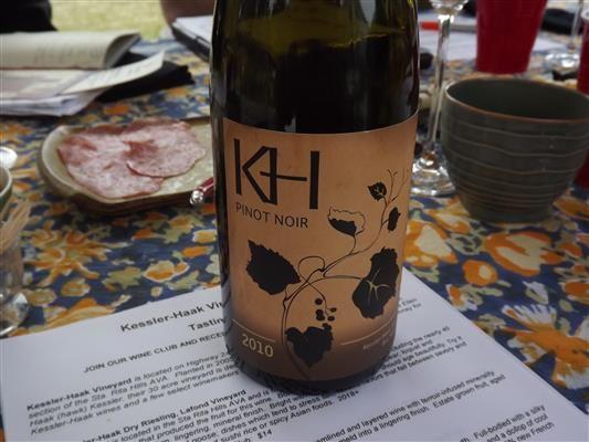 Kessler Haak Winery, Lompoc, CA