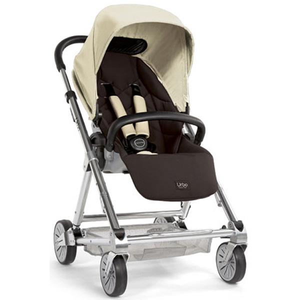 Silla reversible, opción de colocar al niño mirando hacia delante o hacia atrás. Diseño compacto, ligero y resistente, de pequeño volumen para maniobrar con más facilidad. Respaldo reclinable que puede quedar totalmente plano. Cómpralo en: http://www.ninosbebe.com/tienda/Cochecitos-de-bebe/Urbo/URBO-silla-paseo-col-ARENA.html#cont