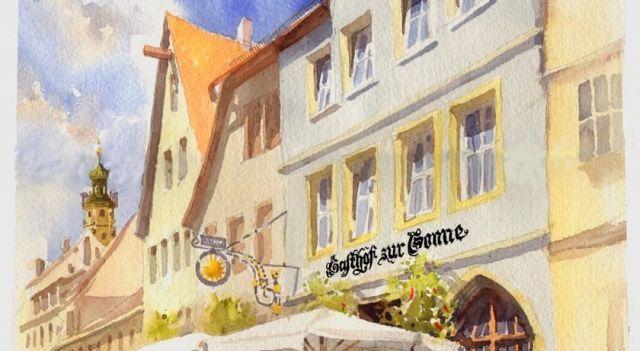 Hotel und Gasthof zur Sonne - #Guesthouses - $72 - #Hotels #Germany #RothenburgobderTauber http://www.justigo.co.uk/hotels/germany/rothenburg-ob-der-tauber/und-gasthof-zur-sonne_204393.html
