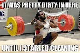 Weightlifing, workout, training