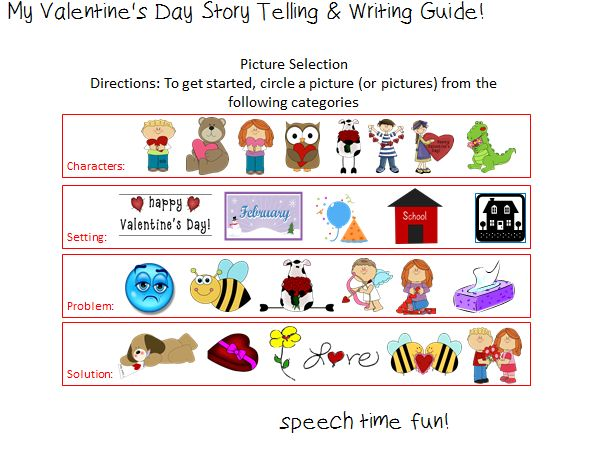 how to include a story in a speech
