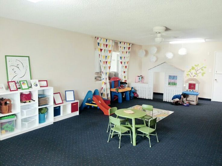 Classroom Decoration Ideas For Pre Primary School : Best church nursery decorating ideas etc images