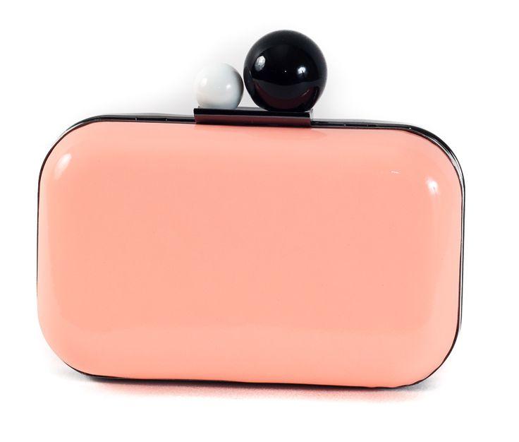 Ροζ με μαύρο συνδυασμός απόλυτα θηλυκός!!