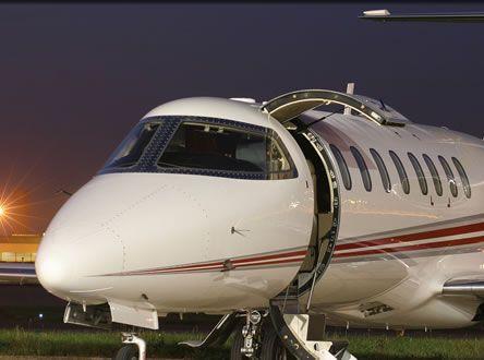 Alquiler de jets privados