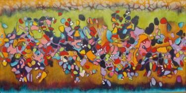 "Saatchi Art Artist Francoise Issaly; Painting, ""Sense of Symetry"" #art"