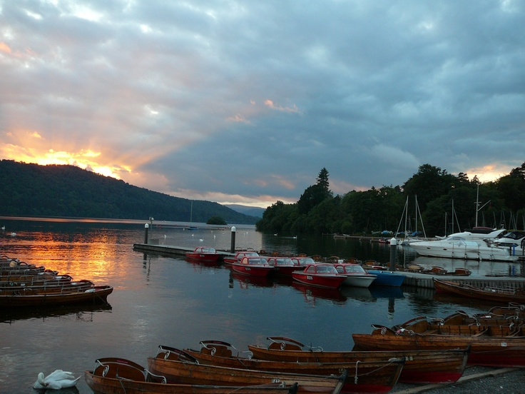 Bowness by Windermere, Lake District National Park