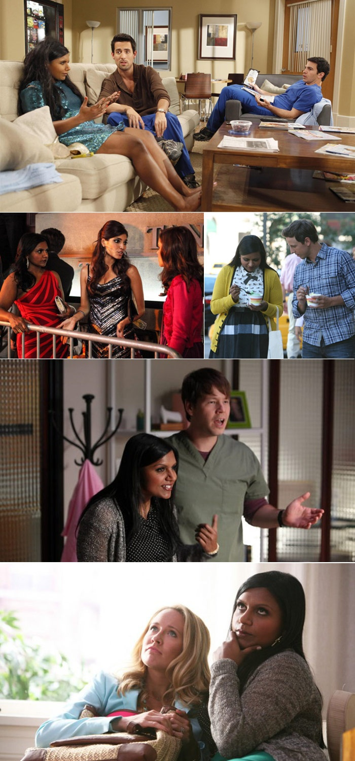 the mindy project pilot