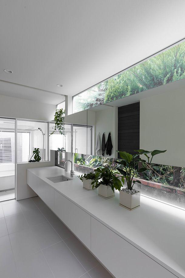 HOUSE.ASIAN / HORIZONTAL | 注文住宅なら建築設計事務所 フリーダムアーキテクツデザイン