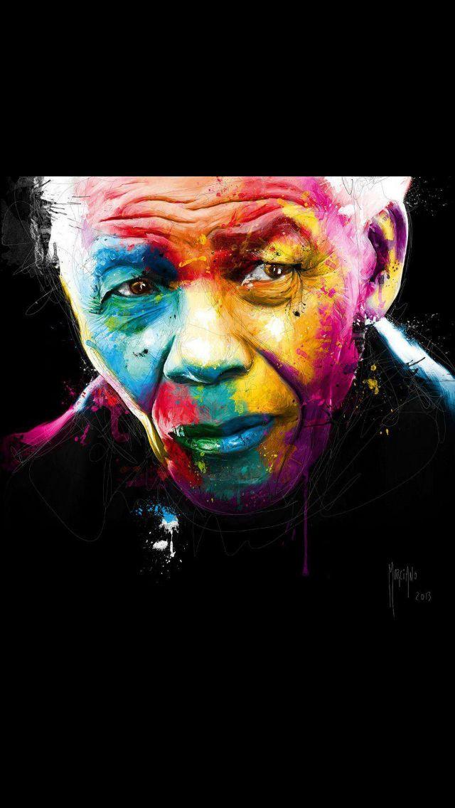 Nelson Mandela Rainbow Nation Arts Amp Textures