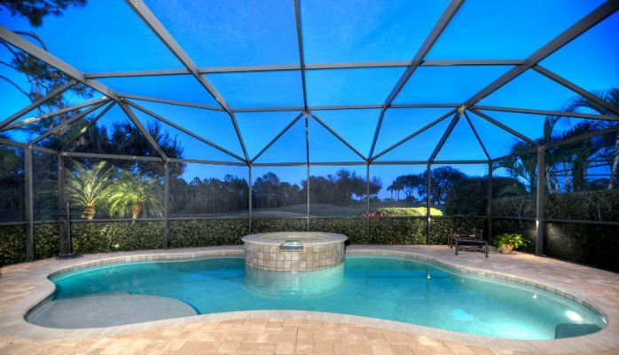 Fantastic Home with Un-obstructed Golf Course Views - Naples, FL