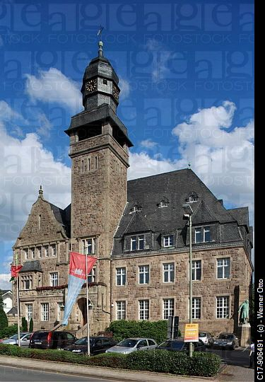 Lovely D Wetter Ruhr Ruhr area North Rhine Westphalia city hall