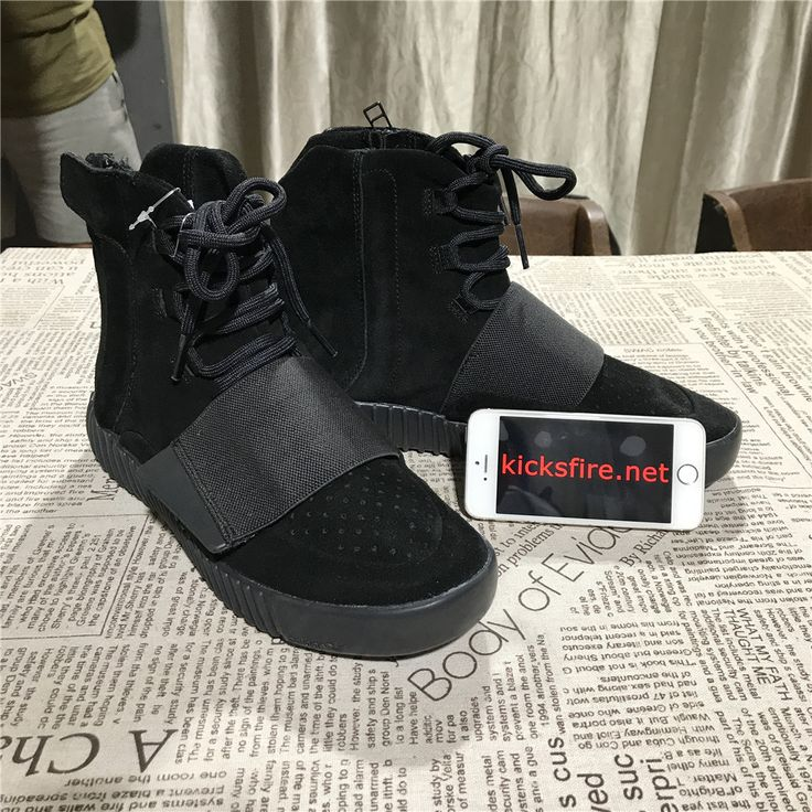 ADIDAS YEEZY BOOST 750 TRIPLE BLACK From Kicksfire.net