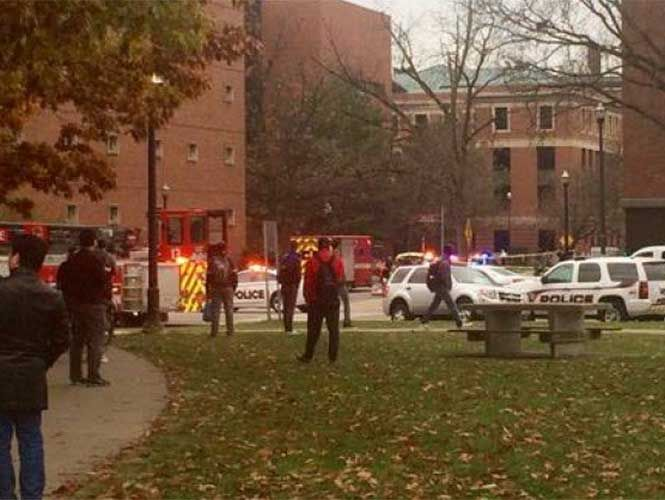 Alerta en universidad de Ohio por tiroteo; reportan 8 heridos | El Puntero