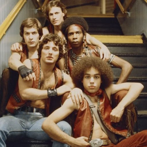 The Warriors (1979) I flipping loved this film!.ONE OF MY FAVORITE CLIPS FROM ONE OF MY FAVORITE MOVIES