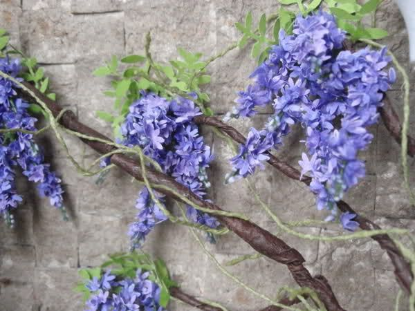 Forum dollhouses and miniatures :: tutorial for wisteria vine, gorgeous