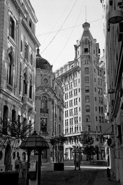 Financial District, Santiago Chile