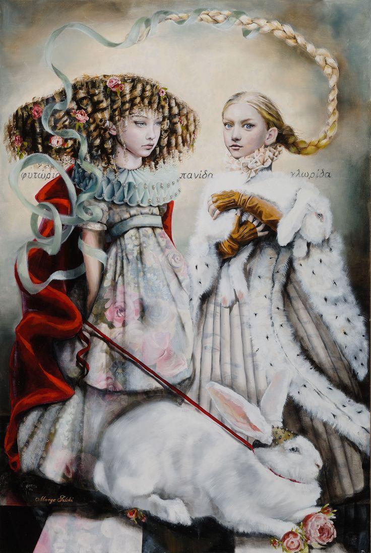 Hare Apparent - Margo Selski