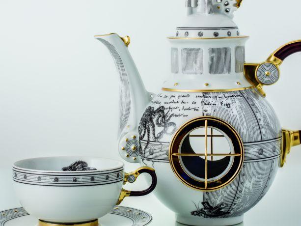 Luxory porcelain  J.Verne Nemo