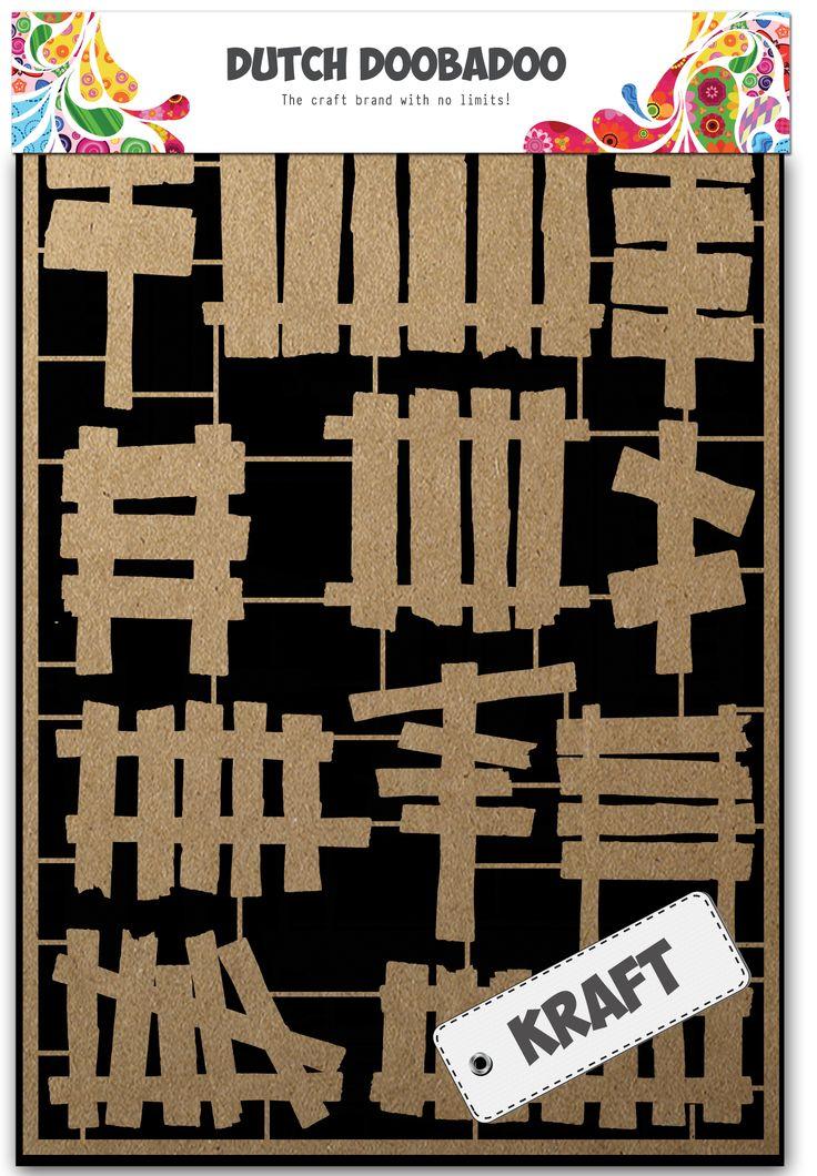479.002.007 Dutch Kraft Art Wood fences