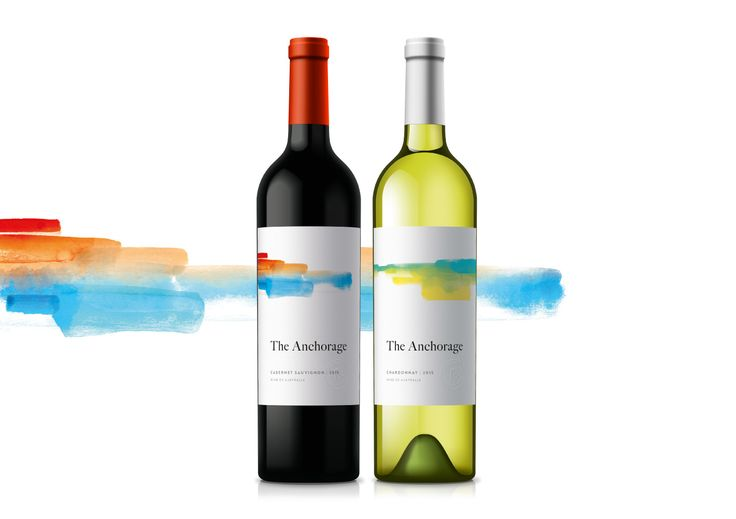Wine Labels on Behance