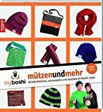 Anleitung für Boshi Mütze: Sammlung mit kostenlosen Anleitungen zum Häkeln von Boshi Mützen und Accessoires für Kinder und Erwachsene.
