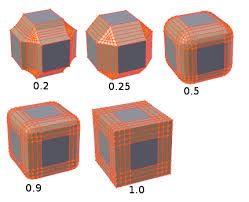 Résultats de recherche d'images pour «les formes arrondies géométriques en 3d»