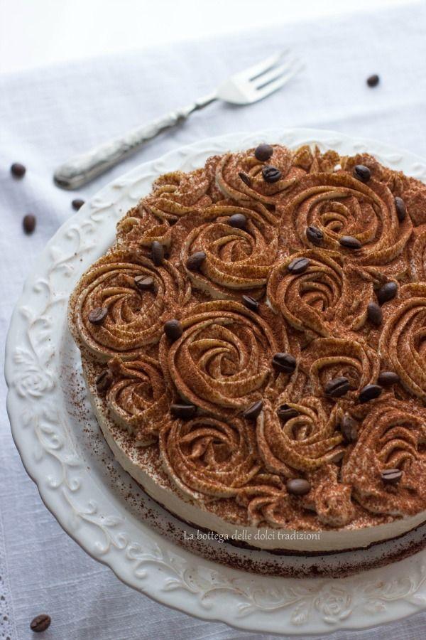 La bottega delle dolci tradizioni: Tiramisu cheesecake